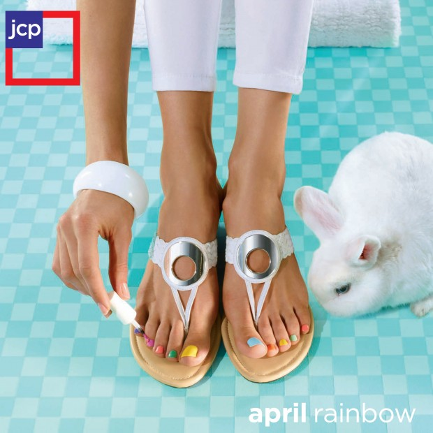 JC Penny April Catalog