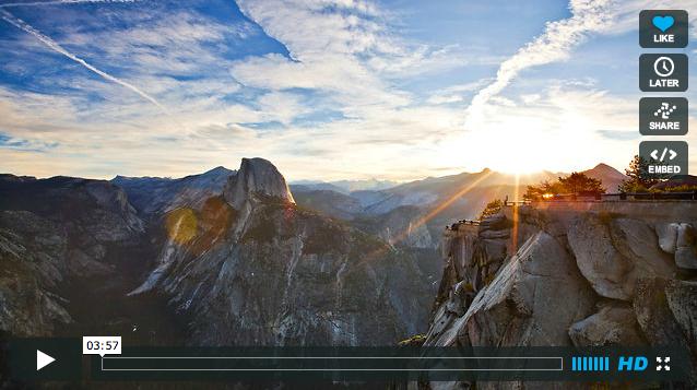 Yosemite HD by Project Yosemite