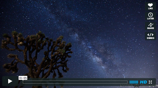 National Park Week: Joshua Tree Under the Milky Way
