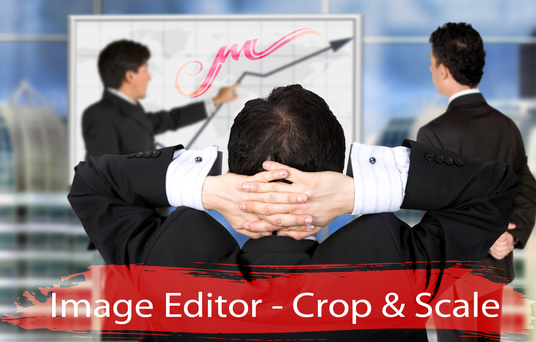 Image Editor – Crop & Scale