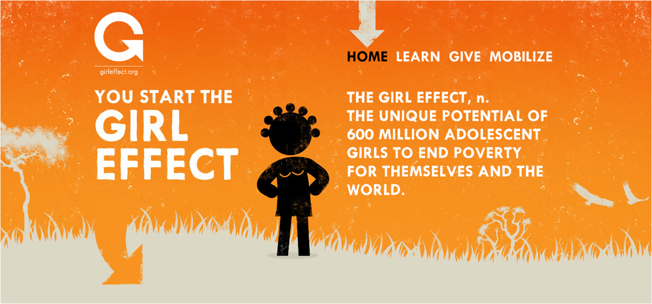 The Girl Effect: Empower Girls, Empower The World